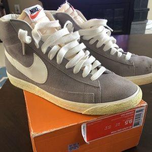 1fcc8b0bd519 Nike Shoes - Nike Blazer Mid PRM